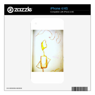 Serene Exodus Decal For The iPhone 4S