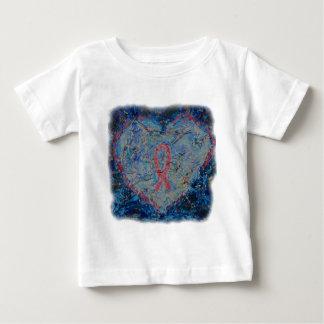 Serene Heart Baby T-Shirt