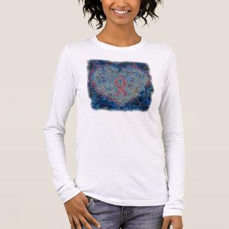 Serene Heart Long Sleeve T-Shirt