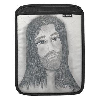 Serene Jesus Sleeve For iPads