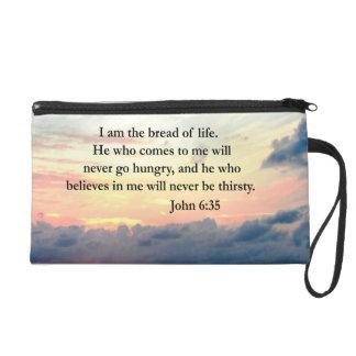 SERENE JOHN 6:35 SUNRISE PHOTO DESIGN WRISTLET