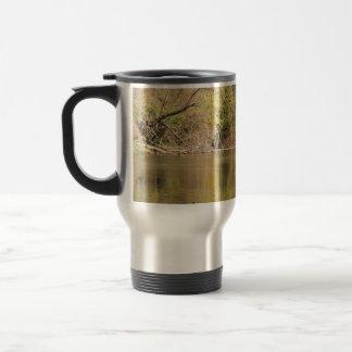 Serene Stream Travel Mug