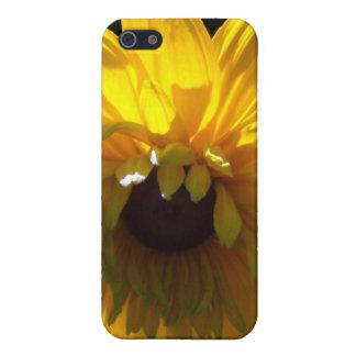Serene Sunflower Case For iPhone SE/5/5s