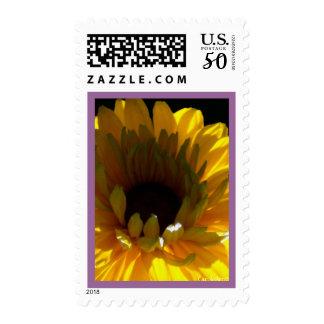 Serene Sunflower Postage