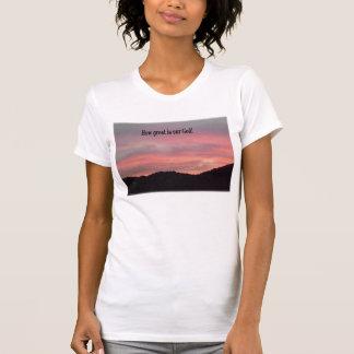 Serene Sunset T-shirt