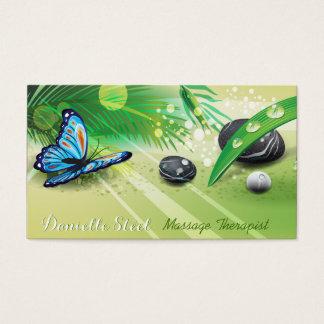 Serene Sunshine  Therapist Gift  Business Card