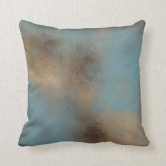 Teal And Brown Pillows Decorative Amp Throw Pillows Zazzle