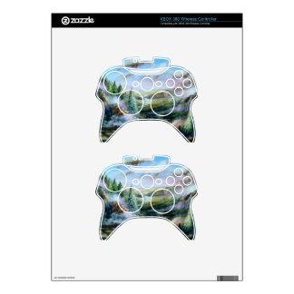 Serene Valley Xbox 360 Controller Skins