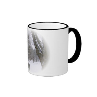 Serene Winter Sleep Mug