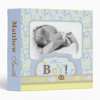 Serengeti Baby 1.5 in Album Binder
