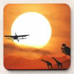 Serengeti Beverage Coaster
