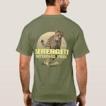 Serengeti National Park (Cheetah) WT T-Shirt