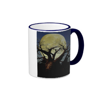 Serengeti Ringer Coffee Mug