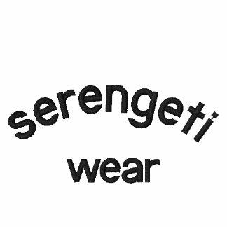 serengeti, wear embroidered shirts