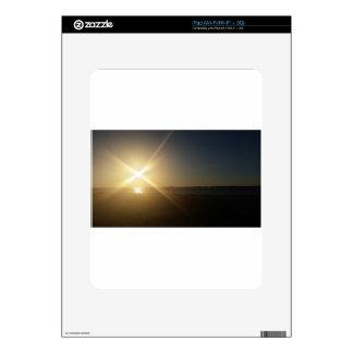 Serenidad de St. Helena Calcomanía Para iPad