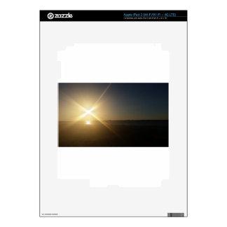 Serenidad de St. Helena iPad 3 Pegatinas Skins