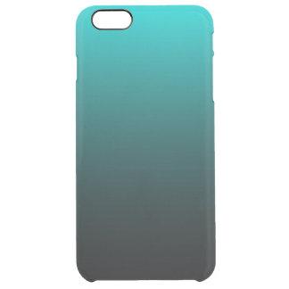 Serenidad del suelo marino funda clear para iPhone 6 plus