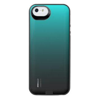 Serenidad del suelo marino funda con bateía para iPhone SE/5/5s