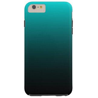 Serenidad del suelo marino funda resistente iPhone 6 plus