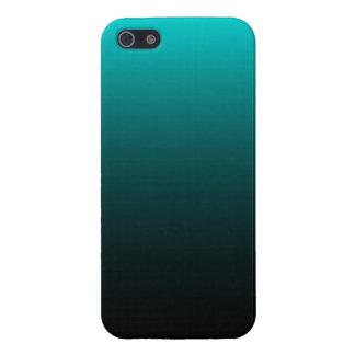 Serenidad del suelo marino iPhone 5 carcasas