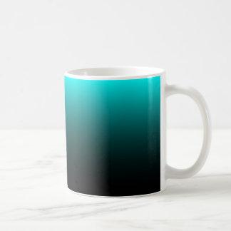 Serenidad del suelo marino taza de café