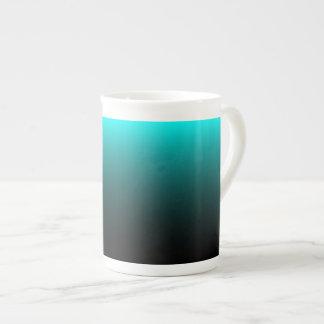 Serenidad del suelo marino taza de té