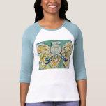 Serenidad Inspiration Angel T-Shirt (Both Sides)