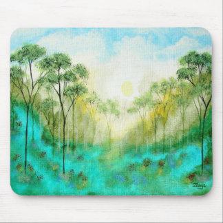 Serenidad Mousepad de la pintura original