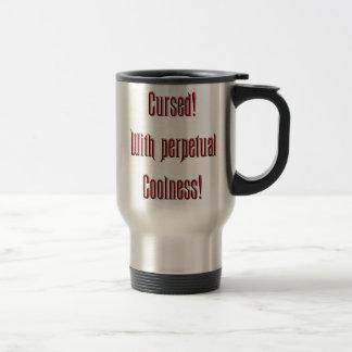 Serenidad perpetuo tazas de café