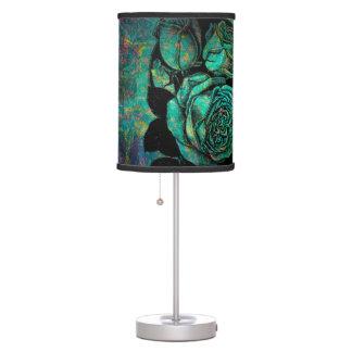 Serenidad preciosa lámpara de escritorio