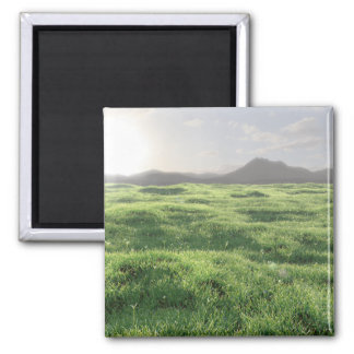 Serenity 2 Inch Square Magnet