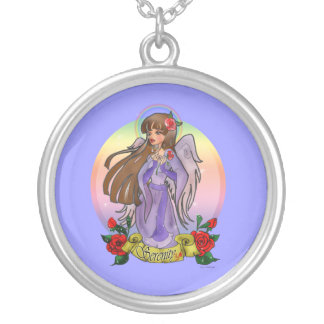 Serenity Angel Necklace