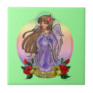 Serenity Angel Tile