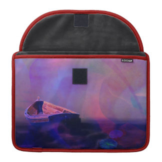 """Serenity at Sunset Mac Book 13"""" Cover MacBook Pro Sleeve"""