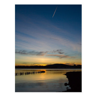 Serenity Below Postcard
