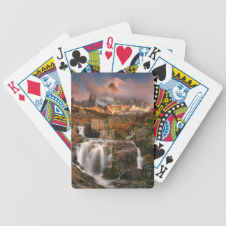 Serenity Bicycle Playing Cards