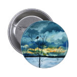 """""""Serenity"""" by Hilary J England Pinback Buttons"""