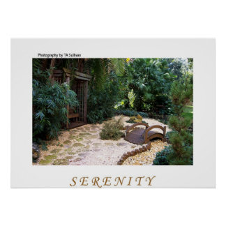 Serenity by TDGallery Poster