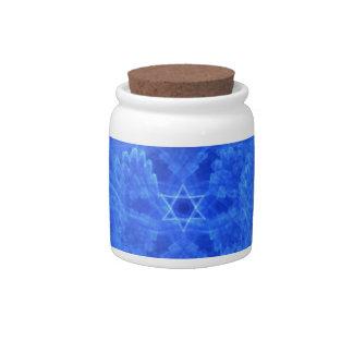 Serenity Candy Jar