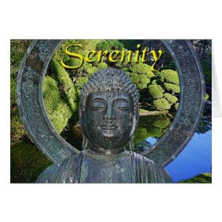 Serenity Card