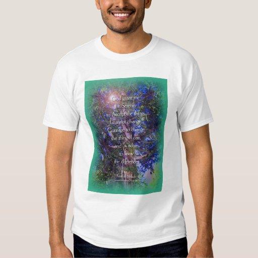 Serenity Cedar T-shirt