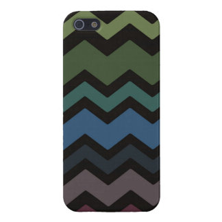 Serenity Chevron Cover For iPhone SE/5/5s