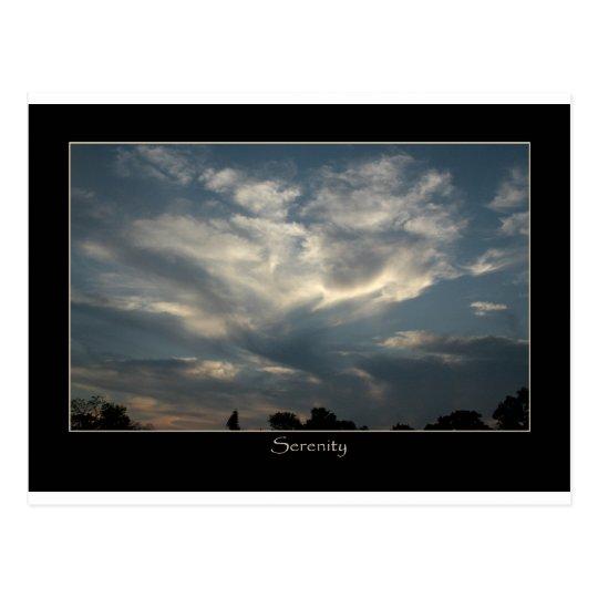 serenity_clouds postcard