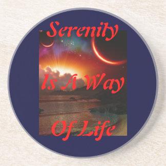 Serenity Coaster
