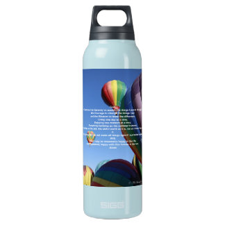 Serenity-complete Insulated Water Bottle
