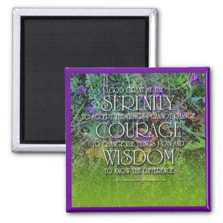 Serenity, Courage, Wisdom 2 Magnet