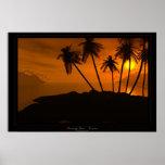 Serenity Cove - Sunrise Edition Print