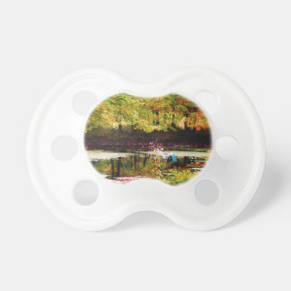 Serenity (Digital Oil on Canvas Simulation) Pacifier