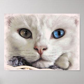 Serenity eyes #2 poster