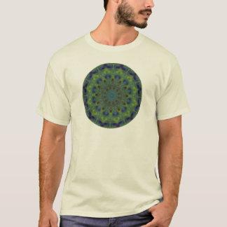 Serenity Fractal Kaleidoscope T-Shirt